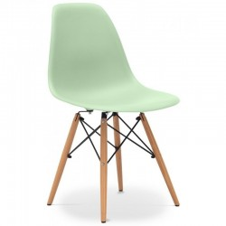 Cadeira Polipropileno Verde Mentol SD1743