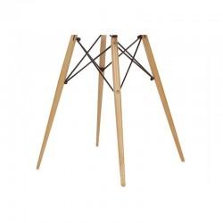 Base de mesa madeira de faia, SD614