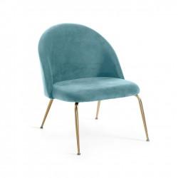 Cadeira Metal + Tecido L1277