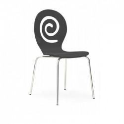 Cadeira Inox + Laminado SD1817
