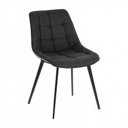 Cadeira Metálica, Tecido L1462