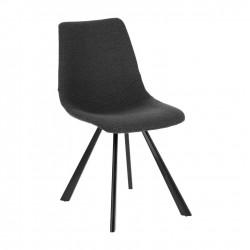 Cadeira Metálica, Tecido L1465