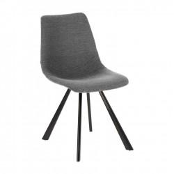 Cadeira Metálica, Tecido L1466