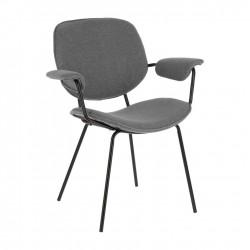Cadeira Metálica, Tecido L1470