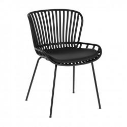 Cadeira Metal, Polipropileno L1478
