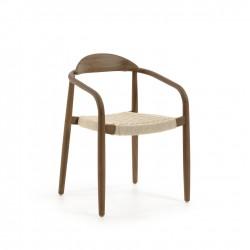 Cadeira Madeira, Corda Poliester L1506