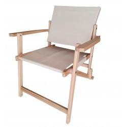 Cadeira de leitura / praia CR06