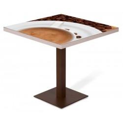 Mesa Café 70x70 LI118