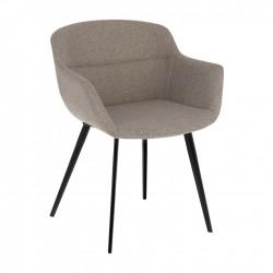 Cadeira Metal + Tecido L1547