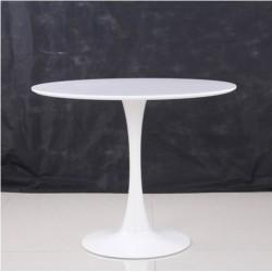 Mesa lacada branco, 80cm , SD1192