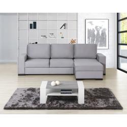 Sofá cama Riga Chaise 300 tecido
