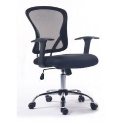 Cadeira escritório, rede e tecido,SD17