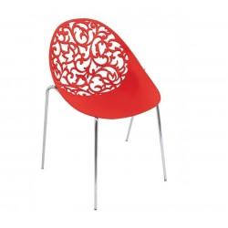 Cadeira, cromada,SD452