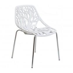 Cadeira, cromada,SD453