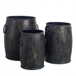 Set 3 Vasos IT78