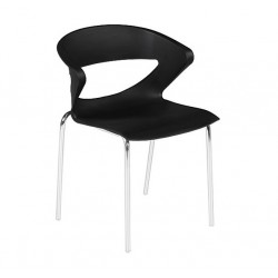 Cadeira Cromada Polipropileno SD578