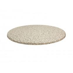 Tampo de mesa Topalit FILO, 70 cm,SD786