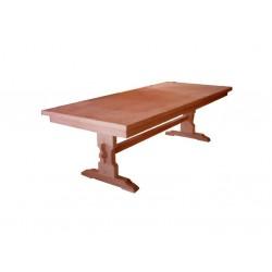 Mesa madeira pé cunha SR25