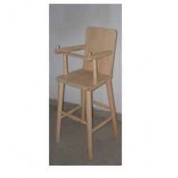 Cadeira Mesa Madeira JS14